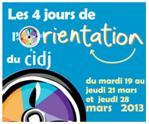 CIDJ - 4 jours de l'orientation