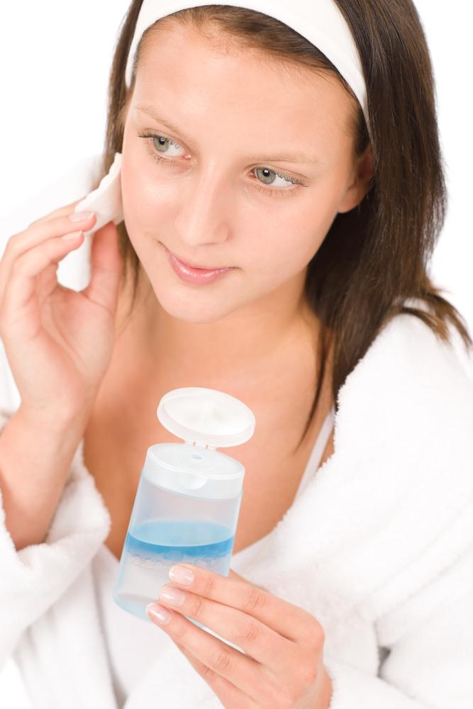 acné-nettoyage