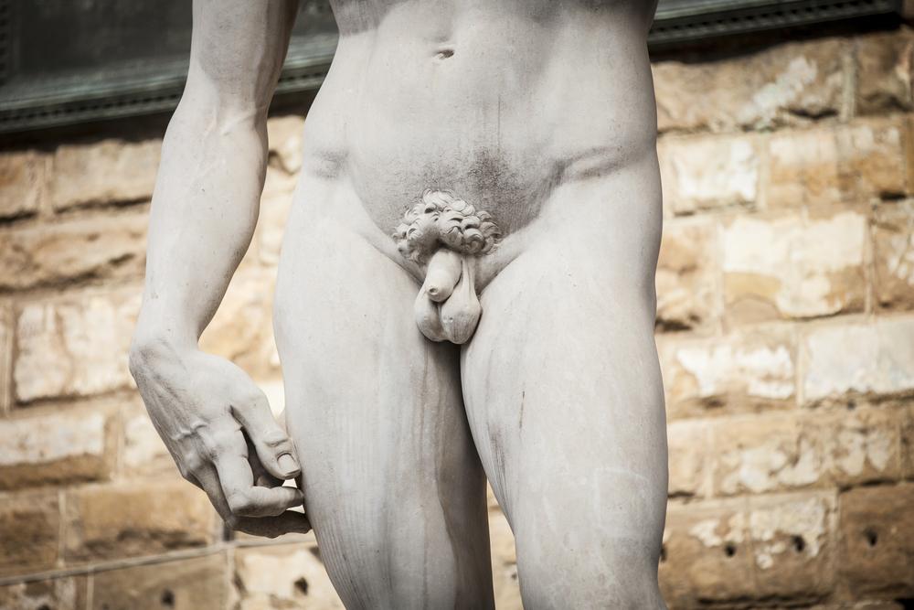 pénis-statue