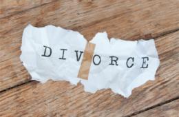Mes parents divorcent