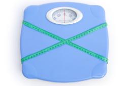 Des kilos en trop