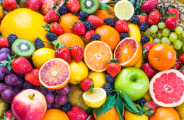 Quand les fruits se mettent à table !