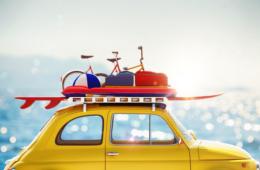 Les vacances d'été : tout un programme !